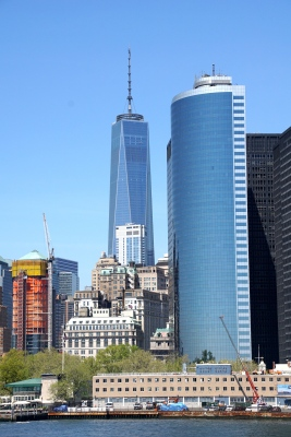 Manhattan - Freedomtower